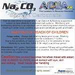 AquaFX Dry Sodium Carbonate