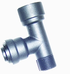 Inline Sink Adapter