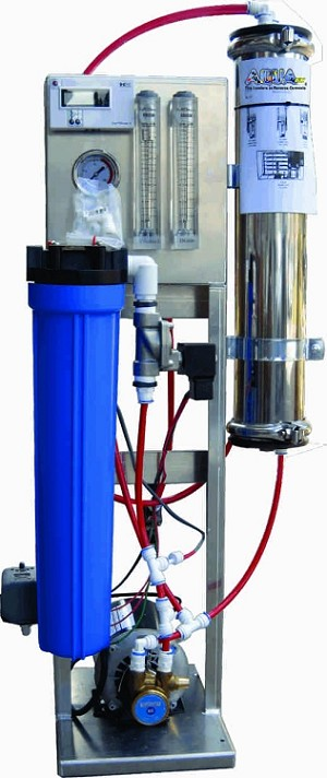AquaFX 1000 GPD Large Commercial Reverse Osmosis System