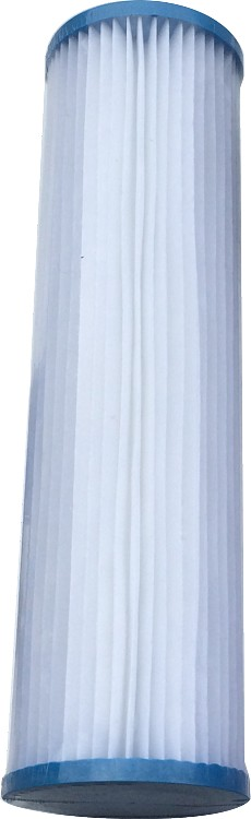 AquaFX 20 Micron Poly Pleated Sediment Filter