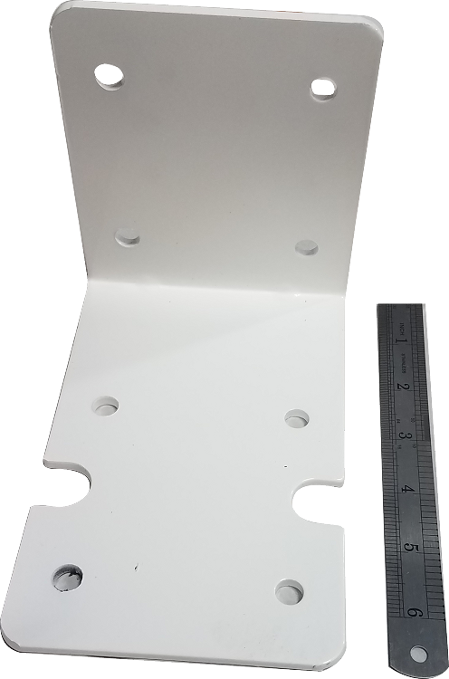 Aquafx one 20 X 4 Canister Bracket