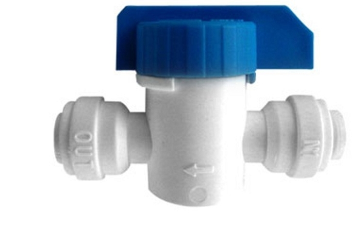 Quick Connect Ball Valve