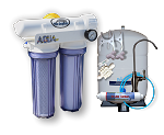 4 Stage 50 or 100 Gallons per day Drinking Water System (2 to 4 Gallons per hour)