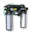 The AquaFX  Platinum Dolphin RO Well System