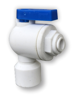 Quick Connect Tank Ball Valve